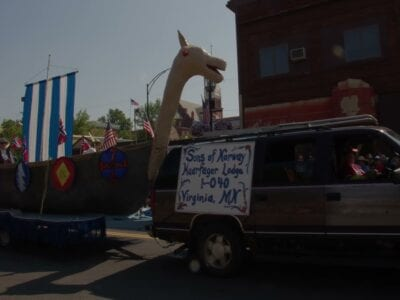 Iron Range 4th of July Parade and Fireworks