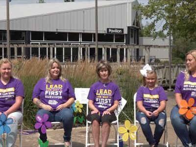 With Friends hosted by Patty Miller—Walk to End Alzheimer's 2021