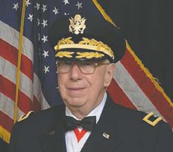 Retired Brigadier General Ronald Hein will explore the evolution of U.S. military tanks at an upcoming luncheon at the Depot. Submitted photos.