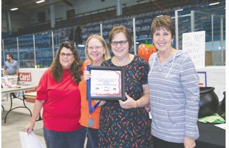 Most Creative Chili winner—Clubs and Organizations: Friends of the Mt. Iron Library. Submitted photos