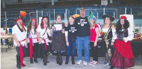 Taster's Choice Award runner-up (tie): Tom Mortaloni and Pirates of the Chili Bean