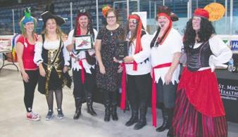 Best Overall Chili winner—Individuals: Pirates of the Chili Bean