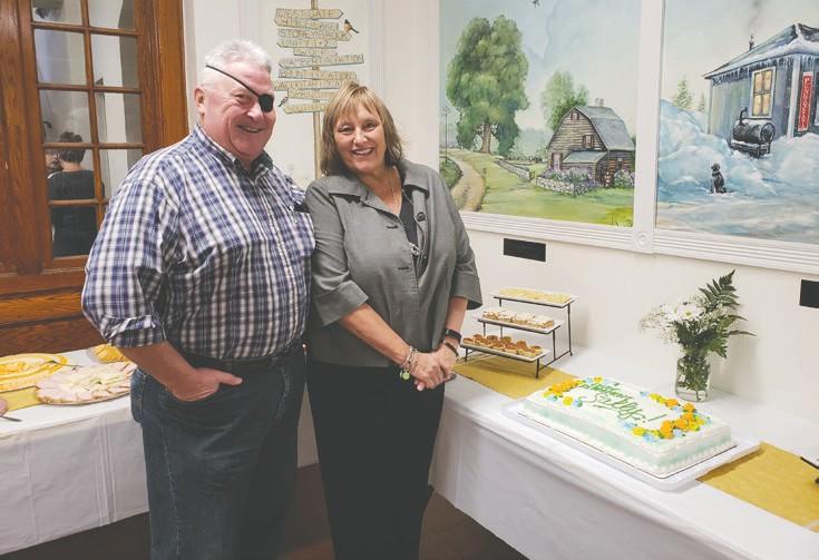 Mark and Sally Yuccas