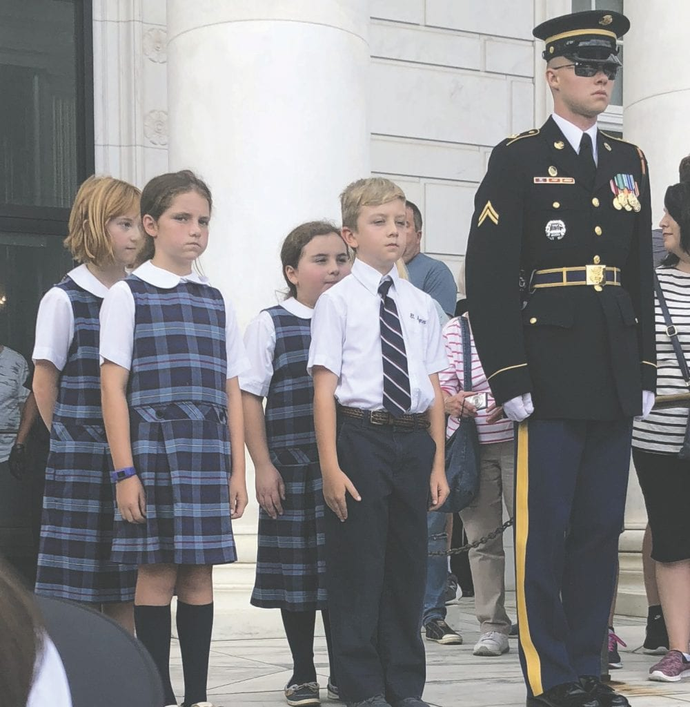 Public Wreath Ceremonies are ceremonies conducted at the Tomb of the Unknown Soldier. Public Wreath Ceremonies are limited to one per group per day with a maximum of four participants in the ceremony. The wreath for the ceremony is provided by the participants.