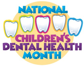 This year's National Children's Dental Health Month campaign slogan is