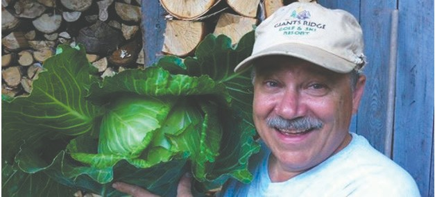 Tom was a long-time, avid gardener at his home in Pike Township.
