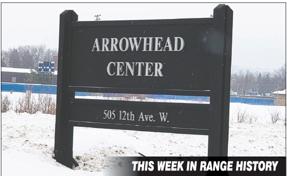 Originally the Arrowhead Center on Problem Drinking, the name was officially changed to the Arrowhead Center, Inc. in 1989. Photo by Cindy Kujala.