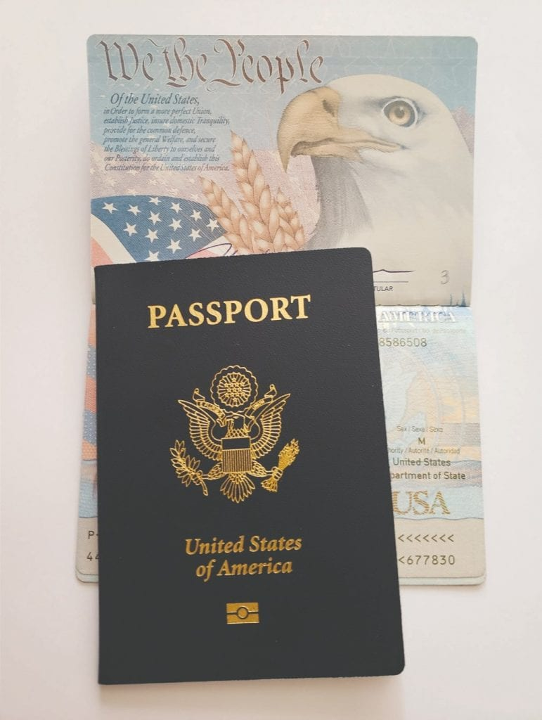Having a passport provides additional opportunities for travel and adventure. Photo by Cindy Kujala.