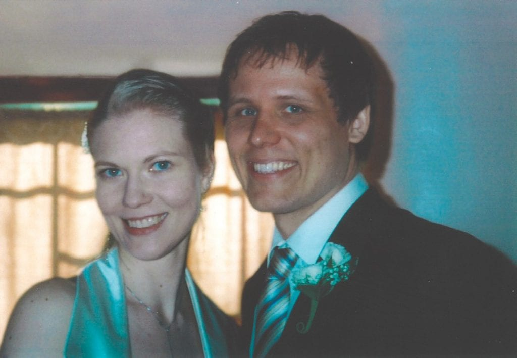 Darien and Kati Arikoski-Johnson. Kati will perform a piano concert sponsored by Finnish Americans and Friends on Saturday, Nov. 30, at 2 p.m. at Gethsemane Lutheran Church in Virginia. Submitted photo.