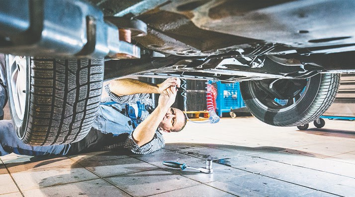 Routine maintenance saves you money, improves performance, and keeps you and your passengers safe.