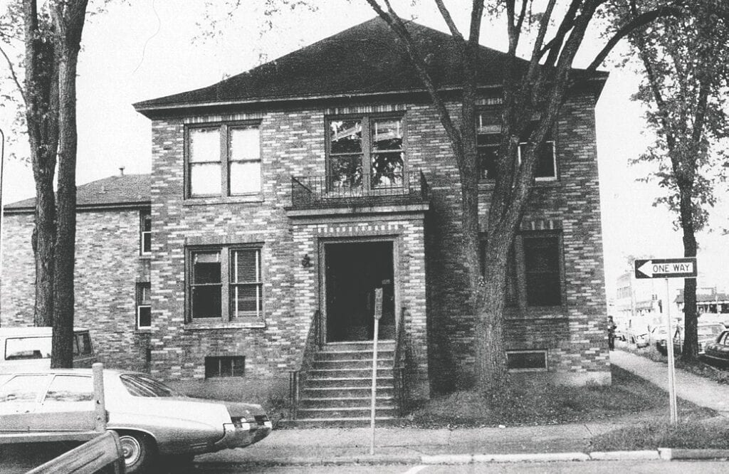 "The old Lenont-Peterson Clinic building, described as ""spooky,"" was the location of the popular Scream in the Dark events during Halloween."