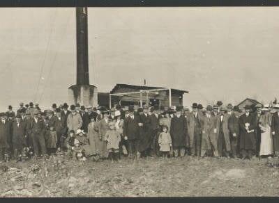 IRON RANGES OF MINNESOTA, 1909