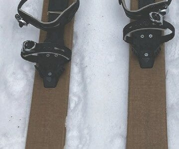 Skishoes are unique tools to help you enjoy traversing snow