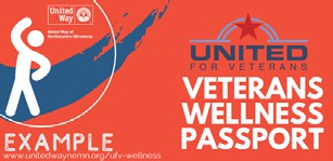 Free monthly wellnessess activities to veterans across the region