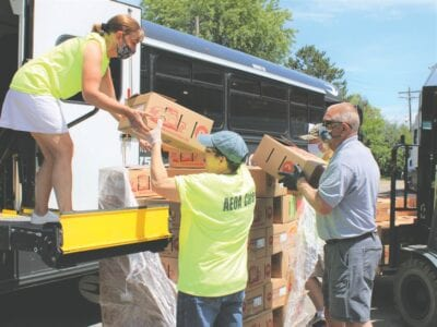 Arrowhead Transit recognized for community service