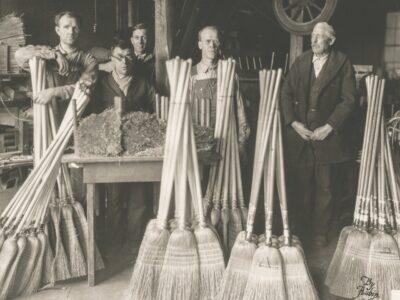 Range Broom Factory: 1920 – 1943