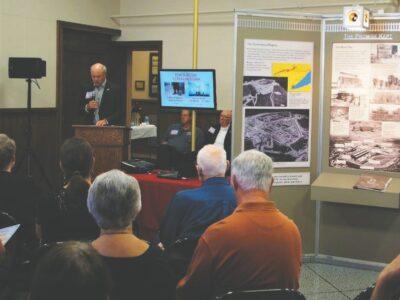 Erie Mining exhibit recognized with heritage award